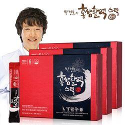 박경호의 홍삼 활력 스틱 3세트 (90포)