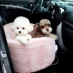 아페토 펫카시트- 슈가윙 XL (핑크) 드라이빙킷