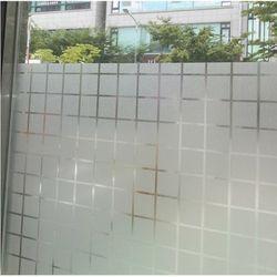 무점착창문시트지 사각타일 (HNG-32003)