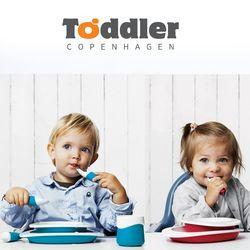 토들러코펜하겐 유아식기세트 색상선택 (4종세트)
