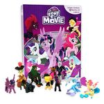 My Little Pony The Movie My Busy Book 피규어북