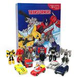 Transformers My Busy Book 피규어북