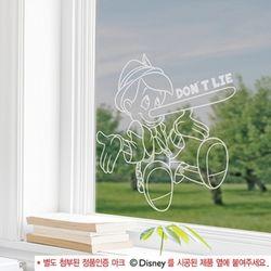 키덜트창문전용그래픽스티커 (DGW-54112) 피노키오