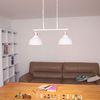 boaz 벨2등 식탁등 LED 사무실 카페 인테리어 조명