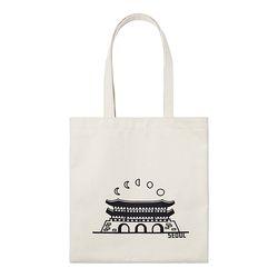[알파럭션] ECO BAG - TR1711-BEIGE
