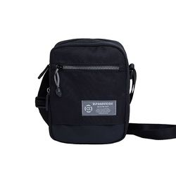 [알파럭션] mini pocket crossbag - TR1803-BLACK
