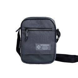 [알파럭션] mini pocket crossbag - TR1803-DGREY