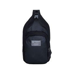 [알파럭션] pocket slingbag  - TR1805-BLACK