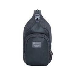 [알파럭션] pocket slingbag  - TR1805-DGREY