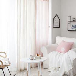 은은한 아침 스트라이프커튼-2color-세로 230cm