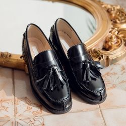 swell tassel loafer로퍼