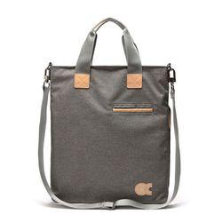 [알파럭션] cross bag - TR0948-GREY