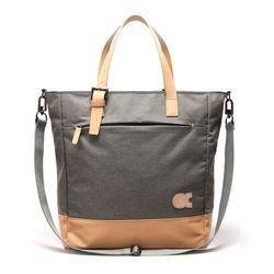 [알파럭션] cross bag - TR0947-GREY