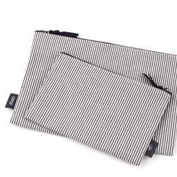 스트라이프 파우치(Stripe Pouch)-L size