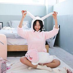 발랄토끼 수면잠옷 원피스잠옷