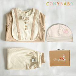 [무료배송/선물박스증정] [CONY]오가닉어린왕자백일선물4종세트(선물박스포함)