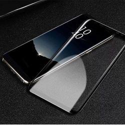 코알라 풀접착 4D 강화유리 블랙 노트8 S8 S8P