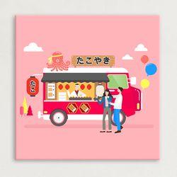 cu172-나만의푸드트럭길러리음식노프레임