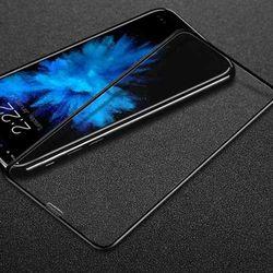 구매시1개더 아이폰X Full Glue 강화유리 블랙