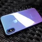 카메라보호 그라데이션 젤리 TPU 아이폰X 외 애플