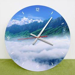 tb031-푸른산인테리어벽시계