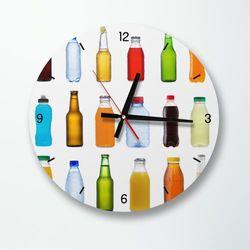 tb002-발끝까지시원한음료인테리어벽시계