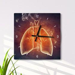 tb015-금연은필수인테리어벽시계