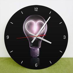 tb019-사랑에빛을밝히다인테리어벽시계