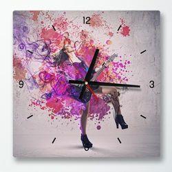 tb022-음악에미치다인테리어벽시계
