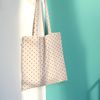 polka ecobag  (2 color)