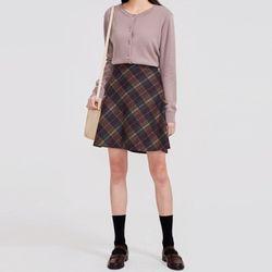 classical mood wool cardigan