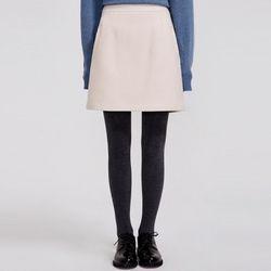 storage a line wool skirt (s m)