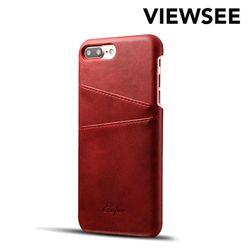 아이폰6/6s 카드지갑 케이스 버건디 iP6-B03