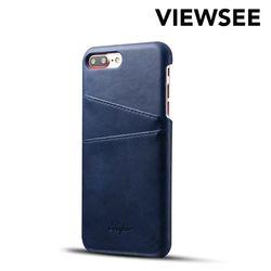 아이폰6/6s 카드지갑 케이스 네이비 iP6-N01