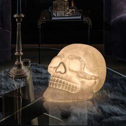 해골 LED 터치 무드램프 조명 (리모컨포함)