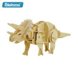 로보타임 애완공룡 SWITCH 트리케라톱스 D430S