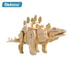 로보타임 애완공룡 RC 스테고사우루스 D410