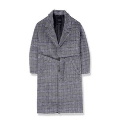 heavy wool single coat-gb