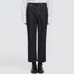 march denim pants (s m)