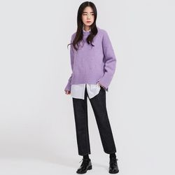 going lambswool round knit