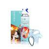 재난대비 이지119 휴대용 산소캔 산소마스크 풀세트