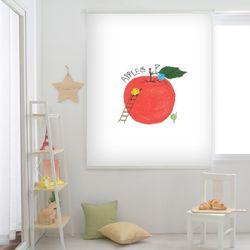 사과 놀이터 롤스크린 (암막추가)