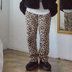 leopard pants - UNISEX