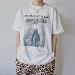 american woman 12 T (3 color)