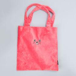 Soft Eco Bag Pinku