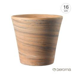 데로마 토분 인테리어화분 바소 코노 듀오(16cm)