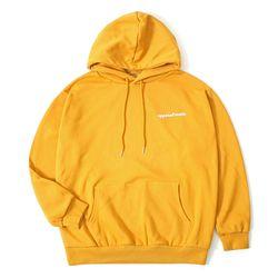 Vivid Hoody Mustard