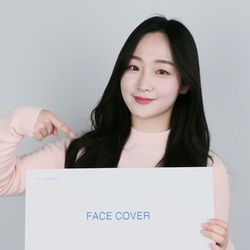 갓샵 페이스커버 화장품 묻음 방지 메이크업커버 50매