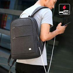 마크라이든 USB충전 스마트 백팩 여행가방 MR0009B