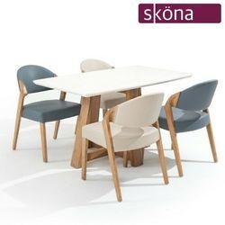 루디안 대리석 4인 식탁 테이블
